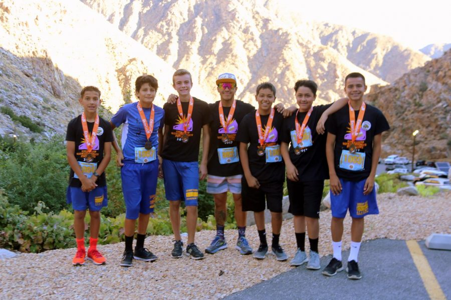 Diamondbacks dominate at Palm Springs Tram Road Challenge