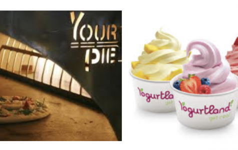 DRA Dining Night- Nov. 7 – Your Pie in Indio and Yogurtland!