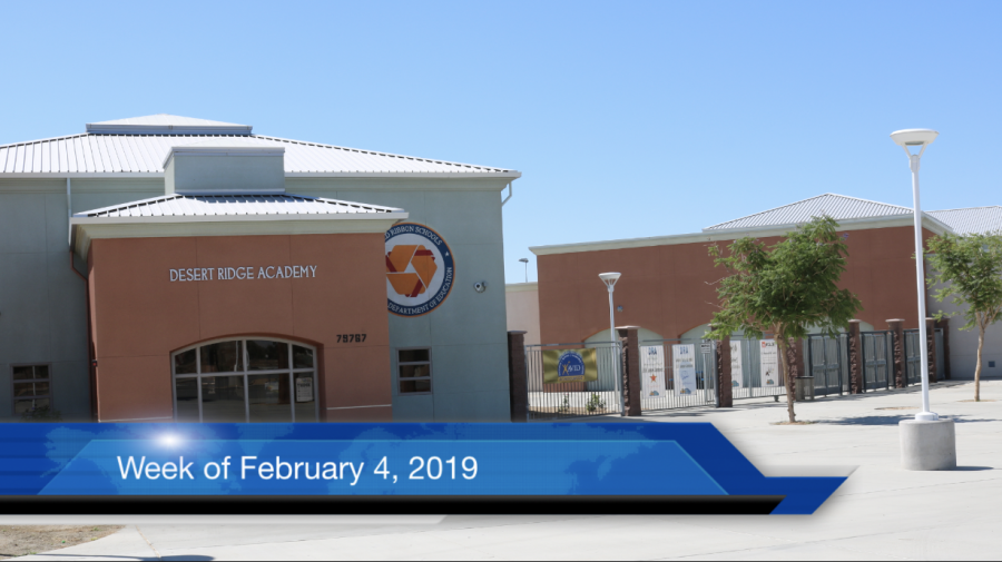 KDRA News for week of Feb. 5, 2019