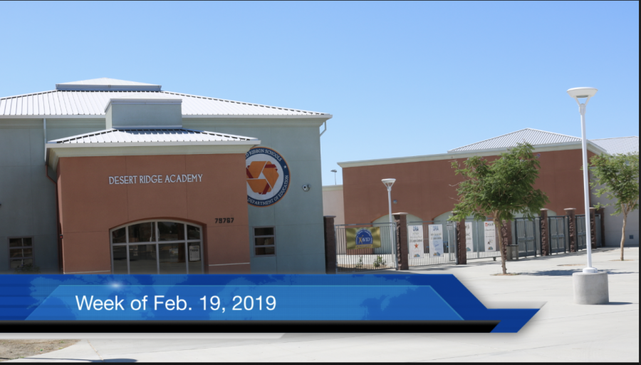 KDRA News for week of Feb. 19, 2019
