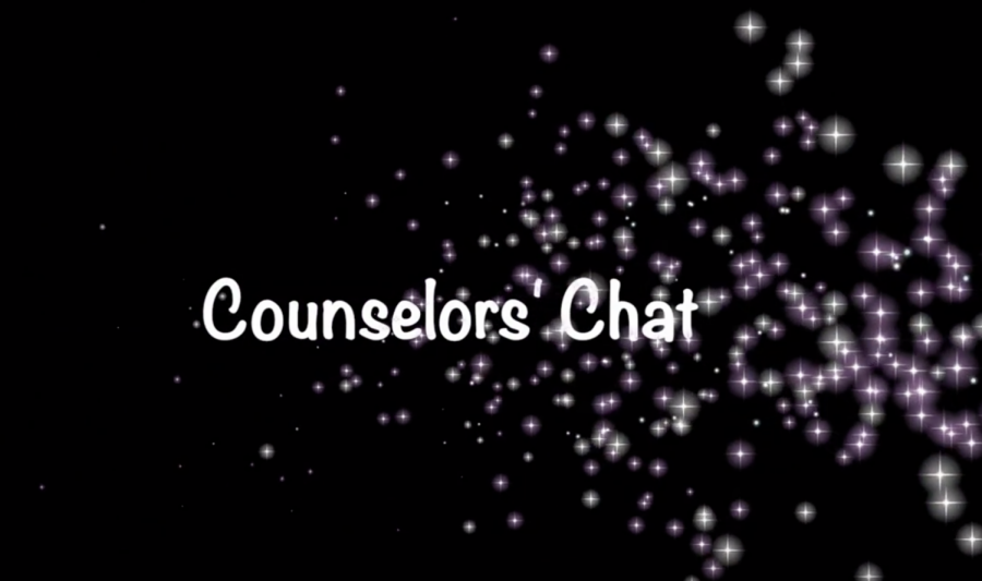 Counselors' Chat – Episode 1
