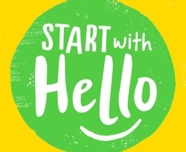 Start with Hello Week - Sept. 21-25, 2020