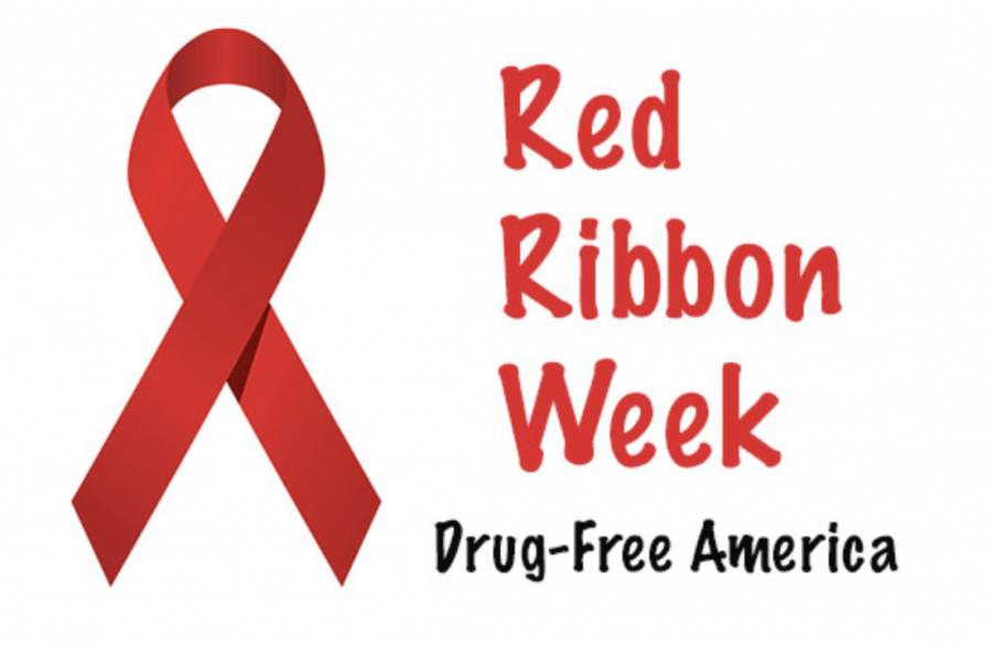 Red Ribbon week is Oct. 28 – Oct. 31, 2019