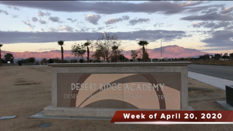 KDRA news for week of April 20, 2020