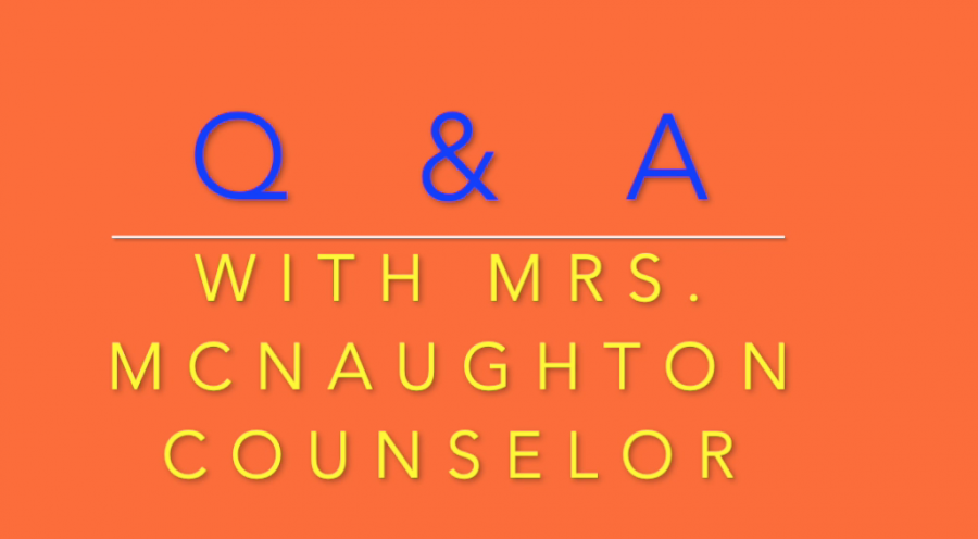 Back-to-school+Q+%26+A+with+Mrs.+McNaughton%2C+school+counselor