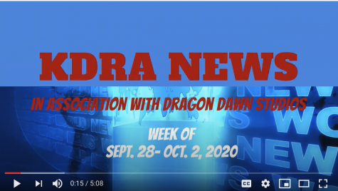 KDRA News for week of Sept. 28, 2020