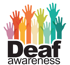 September is deaf awareness month
