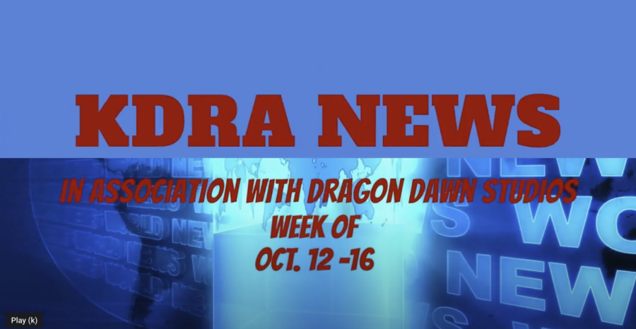 KDRA news for week of October 12, 2020