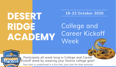 College & Career Week is here!