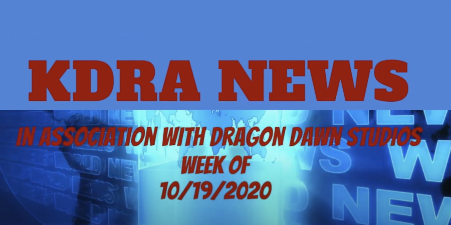 KDRA News for week of Oct. 19. 2020