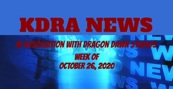 KDRA News for Week of Oct. 26, 2020