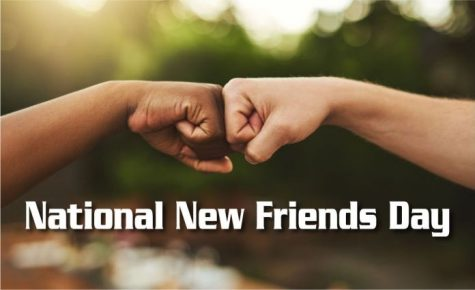 National Make a Friend Day is February 11, 2021