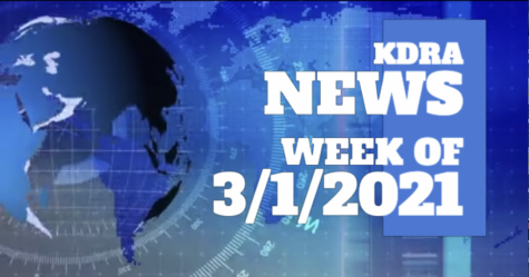 KDRA News for week of March 1, 2021