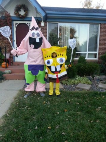 Spongebob and Patrick get detention