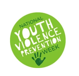 National Youth Violence Prevention Week is April 12-15, 2021