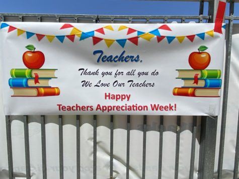 Teacher Apperciation week!
