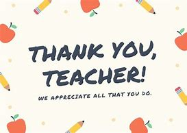 Teacher Appreciation Week 2021